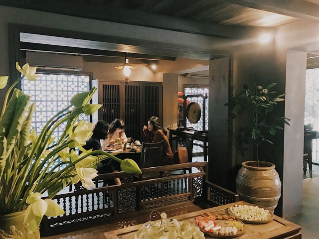 Home-style restaurant offers authentic taste of Ha Noi